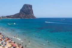 Calpe-Beach