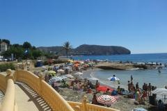 Moraira-strand